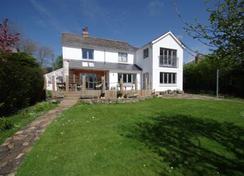 Thumbnail 5 bed detached house for sale in Lower Park Road, Braunton