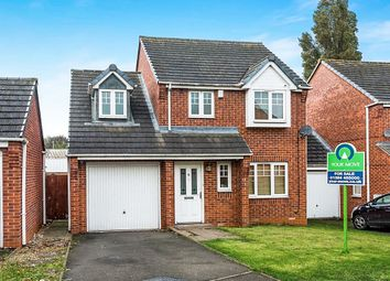 Thumbnail 3 bedroom detached house for sale in Colsyll Gardens, Dudley