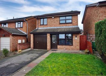 Thumbnail 3 bed detached house for sale in The Aspens, Kingsbury