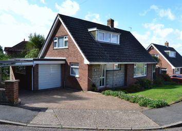 Thumbnail 3 bed detached house for sale in Heathfield Close, Newport