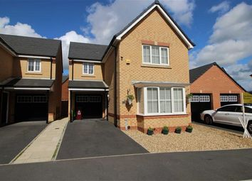 Thumbnail 3 bed detached house for sale in Water Meadows, Longridge, Preston