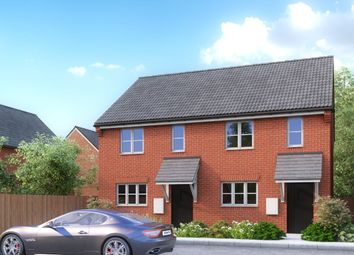 Thumbnail 2 bed semi-detached house for sale in Miller Street, Saffron Walden