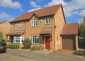 Thumbnail 2 bed semi-detached house for sale in Betts Close, Godmanchester