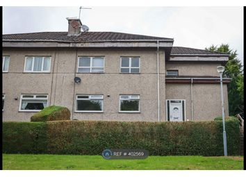 Thumbnail 3 bed flat to rent in Bellrock Crescent, Glasgow