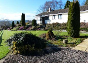 Thumbnail Detached bungalow for sale in Battle, Brecon