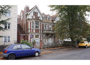 Thumbnail 1 bed flat for sale in 21 Albert Road, Plymouth