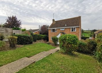 Thumbnail 4 bed detached house for sale in Holmes Avenue, Raunds, Wellingborough