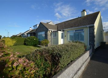 Thumbnail 3 bed detached bungalow for sale in Dracaena Avenue, Hayle, Cornwall