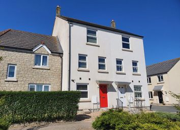 Thumbnail 4 bed terraced house for sale in Finsbury Rise, Roche, St. Austell
