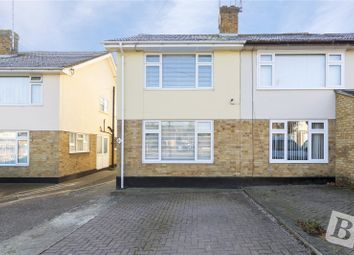 Thumbnail 3 bed semi-detached house for sale in Armond Road, Witham
