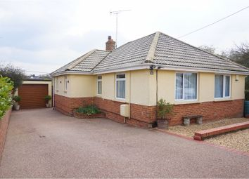 Thumbnail 3 bed detached bungalow for sale in Kitchener Road, Salisbury