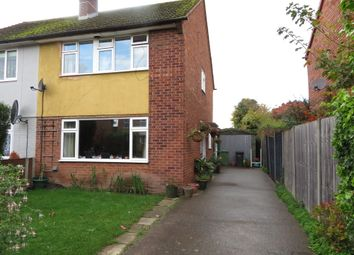 Thumbnail 3 bed semi-detached house for sale in Westfield Street, Hereford
