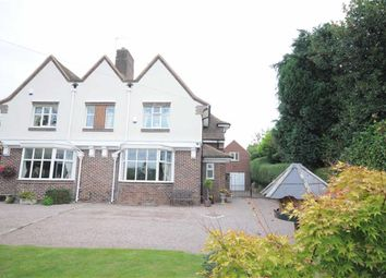 Thumbnail 3 bed semi-detached house for sale in Barlaston Old Road, Trentham, Stoke-On-Trent