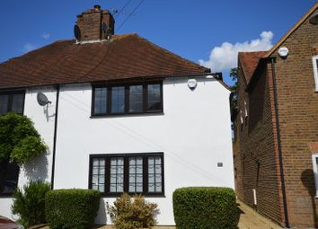 Horseshoe Crescent, Beaconsfield HP9. 3 bed semi-detached house