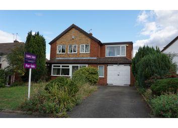 Thumbnail 4 bed detached house for sale in Stevens Road, Stourbridge