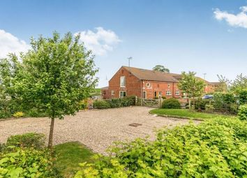 Thumbnail Equestrian property for sale in Higher Den Farm Barns, Den Lane, Crewe, Staffordshire