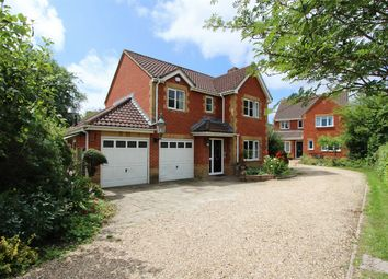 Caroline Close, Chipping Sodbury, South Gloucestershire BS37. 4 bed detached house