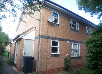 Thumbnail 1 bedroom maisonette to rent in Grendon Drive, Rugby