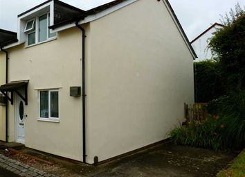 Thumbnail 2 bed end terrace house to rent in Lowley Brook Court, Torquay