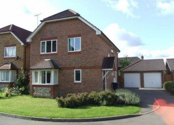 Thumbnail 4 bed detached house to rent in Baldwins Field, Lowdells Close, East Grinstead