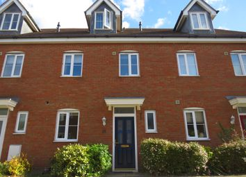 Thumbnail 4 bed town house for sale in Hopton Grove, Newport Pagnell