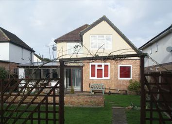 Thumbnail 3 bed detached house for sale in Molyneuxroad, Farncombe