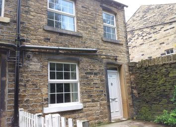 Thumbnail 1 bed terraced house to rent in Blackmoorfoot Road, Crosland Moor, Huddersfield