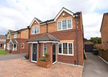 Thumbnail 2 bed semi-detached house to rent in Hopefield Crescent, Rothwell, Leeds, West Yorkshire