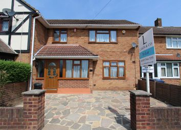 Thumbnail 3 bed terraced house to rent in Bengarth Road, Northolt