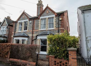 Thumbnail 4 bedroom semi-detached house for sale in St. Bartholomews Road, Reading