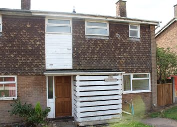 Thumbnail 2 bed town house for sale in Eaton Court, Mansfield