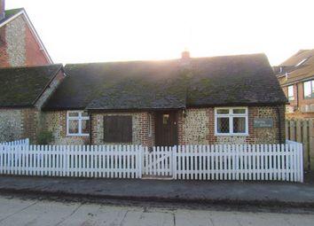 Thumbnail 1 bed semi-detached bungalow for sale in Chalton Lane, Waterlooville, Hampshire