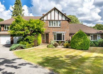 Thumbnail 5 bed property to rent in Fairmile Park Road, Cobham