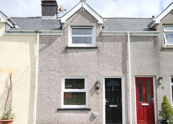 Thumbnail 2 bed terraced house for sale in Marian Terrace, Pennal, Gwynedd