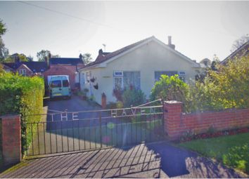 Thumbnail 3 bed detached bungalow for sale in Gale Road, Alne
