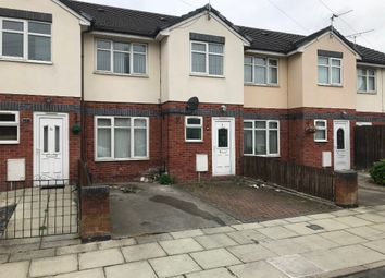 Thumbnail 3 bed town house for sale in Eastcroft Road, Wallasey, Wirral