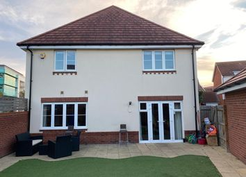 Bateson Drive, Leavesden, Watford WD25. 4 bed detached house for sale