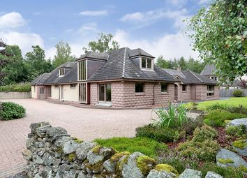 Thumbnail 5 bed detached house to rent in Lang Stracht, Alford, Aberdeenshire