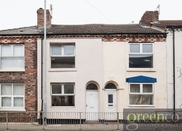 Thumbnail 3 bed terraced house to rent in Oakfield Road, Walton, Liverpool