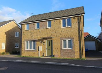 Thumbnail 3 bed detached house for sale in Goosefoot Road, Emersons Green, Bristol