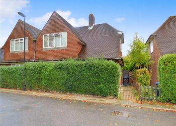 Thumbnail 3 bed semi-detached house for sale in Hazelbury Green, London