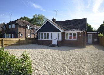 Thumbnail 3 bed detached bungalow to rent in Aylesbury Road, Great Missenden