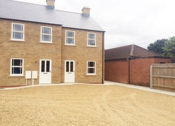 Thumbnail 2 bed end terrace house to rent in Sawpit Cottages, Commercial Road, Alford