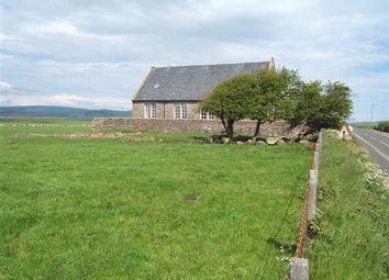 Thumbnail Land for sale in Plot, West Drumlemble, Drumlemble