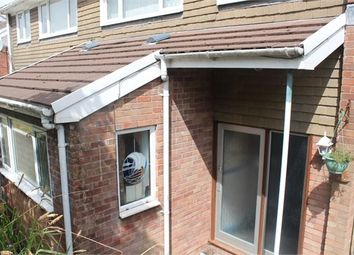 Thumbnail 3 bed semi-detached house for sale in Kimberley Way, Porth, Rhondda Cynon Taff.