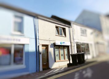 Thumbnail 1 bed flat to rent in Villiers Street, Briton Ferry, Neath, Neath Port Talbot.