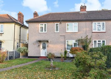 Thumbnail 3 bed semi-detached house for sale in Horton Road, Staines-Upon-Thames