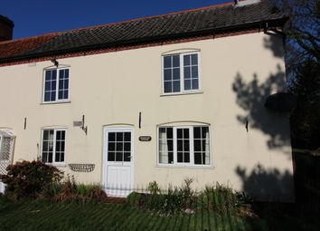 Thumbnail 2 bedroom cottage to rent in Linen Post Lane, Hopton, Great Yarmouth