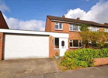 Thumbnail 4 bed semi-detached house for sale in Laurel Avenue, Euxton, Chorley
