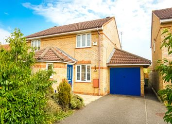 Thumbnail 2 bed semi-detached house for sale in Ampleforth, Milton Keynes